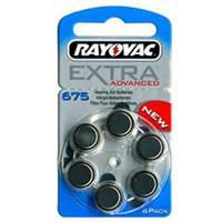 RAYOVAC 675 NUMARA